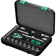 Wera Zyklop 1/4-in. Drive Ratchet & 13-piece Metric Socket Set at Sears.com