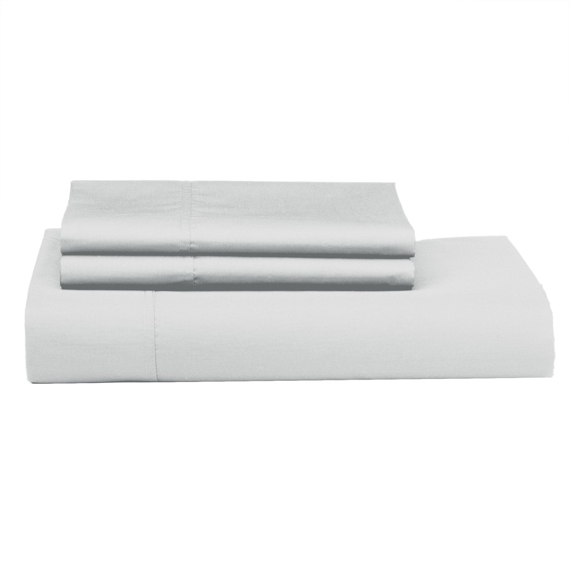 300-thread count Wrinkle Free Sheet Set - White