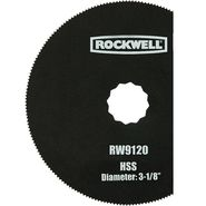 Rockwell Sonicrafter 3-1/8-in Semi-Circle Saw Blade at Kmart.com