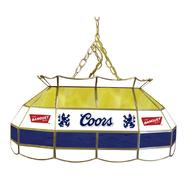 Coors Banquet 28 inch Stained Glass Pool Table Lamp at Kmart.com
