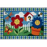 Olive Kids Happy Flowers Rug Collection at Kmart.com