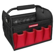 Craftsman 12 in. Tool Tote-Red at Craftsman.com