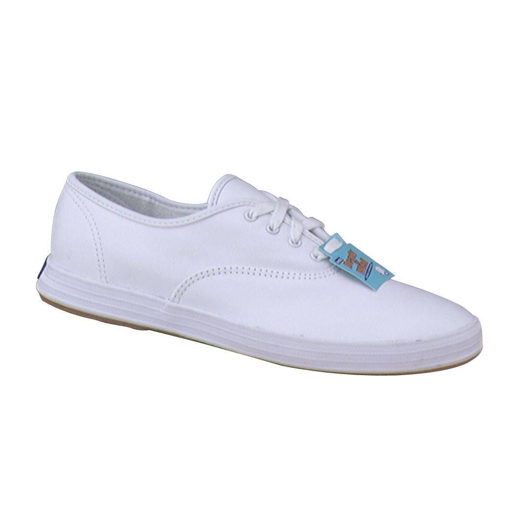 Keds  Women's Athletic Shoe Champion - White