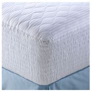 "Simmons 500TC Five Zone 15"" Expand-a-Grip Mattress Pad at Kmart.com"