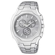 Citizen Mens Eco-Drive Calendar Date Chronograph Watch w/Gray Dial and Expansion Band at Sears.com