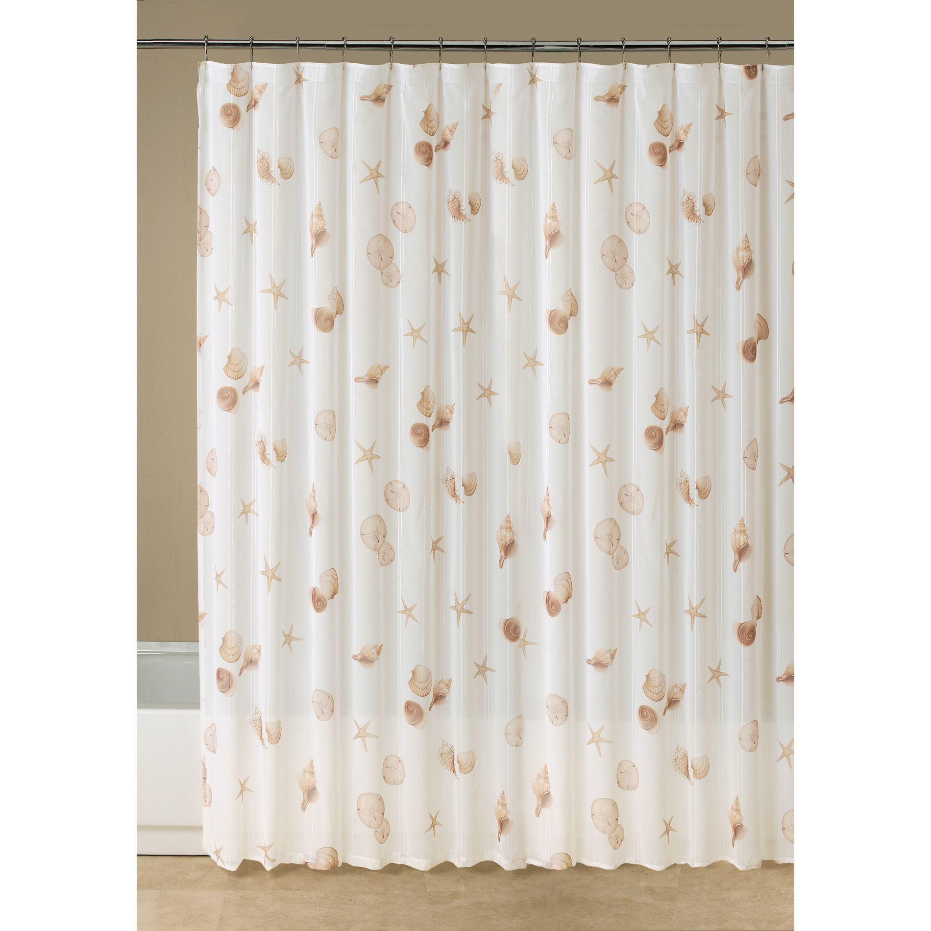 Essential Home  Shower Curtain Shell