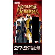 Marvel Lenticular Wolverine and the X-Men Valentines - 27 Count at Kmart.com