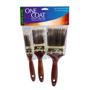 One Coat Better Latex & Oil Paint Brush 3 Pack at Kmart.com