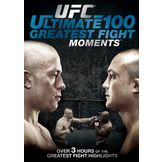 Starz UFC: Ultimate 100 Greatest Fights Moments, Widescreen DVD Movie at mygofer.com