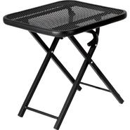 Garden Oasis Wrought Iron Folding Patio Table at Kmart.com