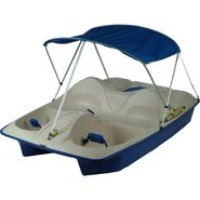 Sun Dolphin 5 Seat Pedal Boat Blue With Canopy at Sears.com
