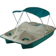 Sun Dolphin 5 Seat Pedal Boat Teal With Canopy at Sears.com