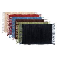 Country Living 20 in. x 34 in. Chindi Solid Fringed Rug at Sears.com