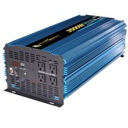 Power Bright POWER INVERTER 3500 WATT 12V DC TO 110V AC at Sears.com