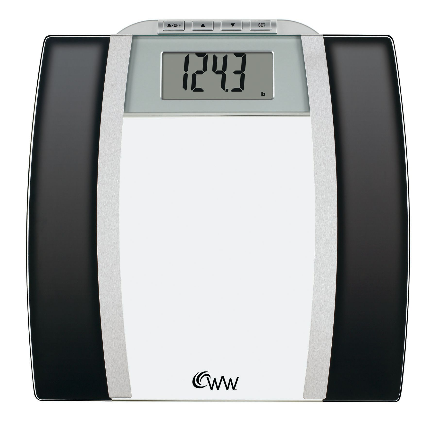 Weight Watchers WW78 Digital Glass Bath Scale