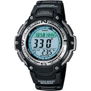 Casio Mens Thermo Sensor/Compass Watch with Digital Dial and Black Resin Band at Kmart.com
