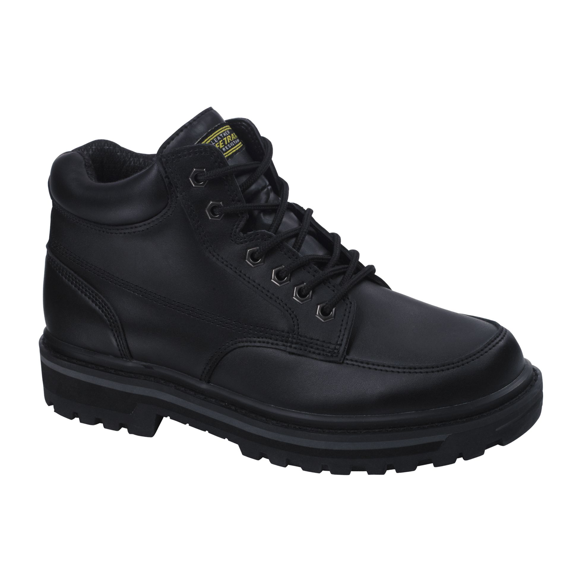Men's Karr Non-Skid Boot - Black