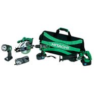Hitachi 18V COMBO KIT DS18DVF3  CR18DM at Sears.com