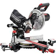 "Craftsman 10"" Single Bevel Sliding Compound Miter Saw (21237) at Sears.com"