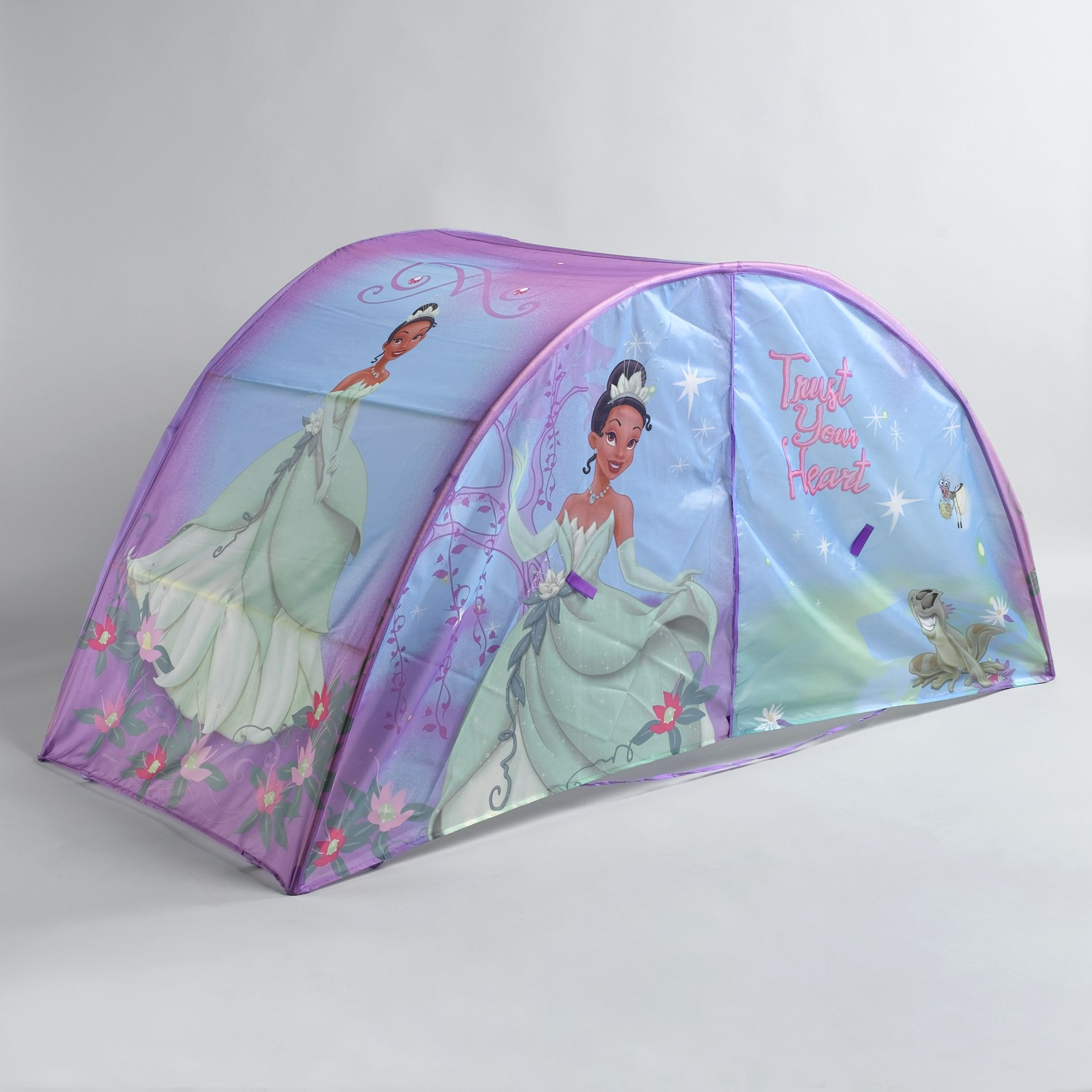 Princess and the Frog Bed Tent