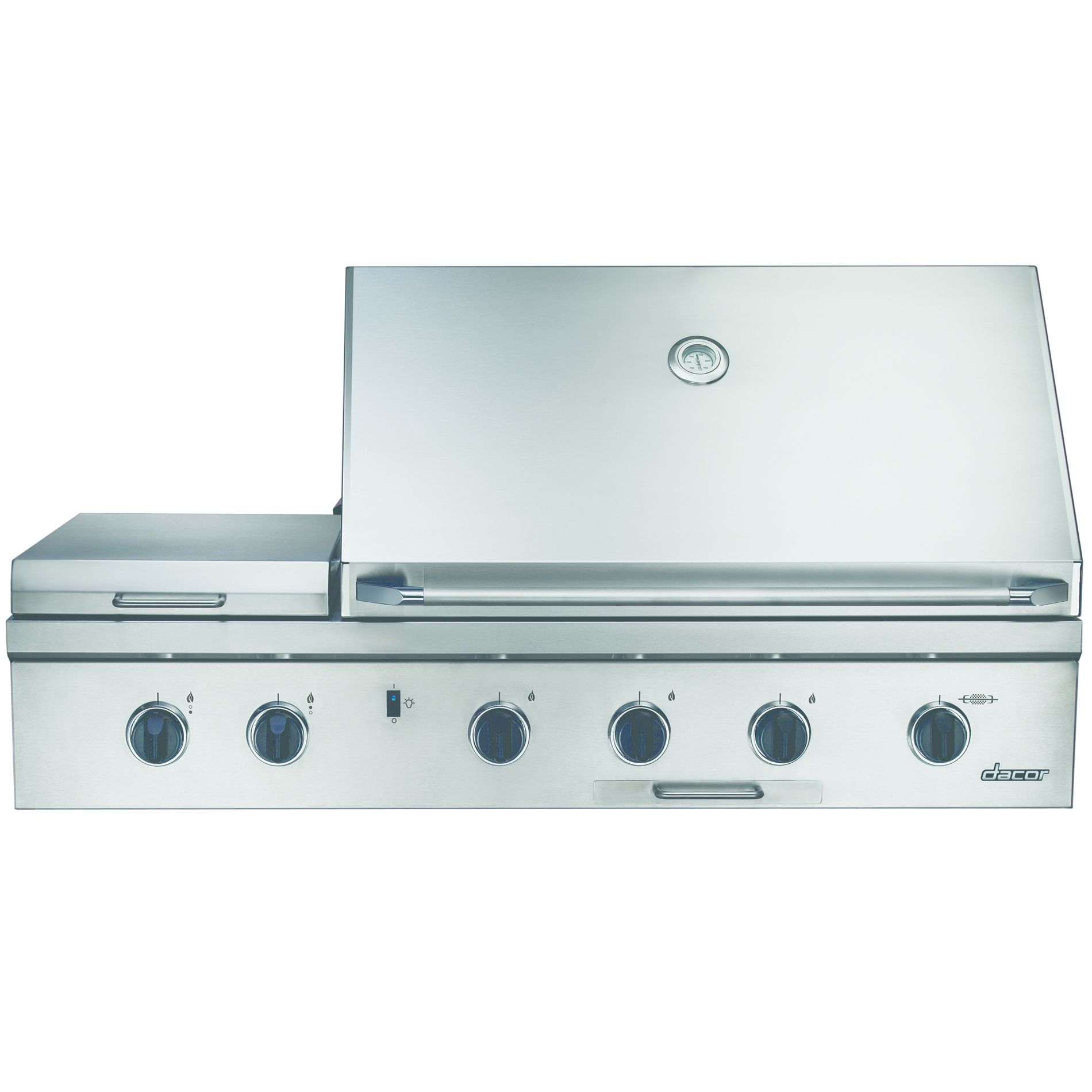 Kitchenaid 36 Quot 4 Burner Built In Gas Grill With Ceramic
