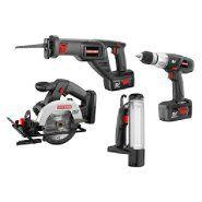 Craftsman 19.2 Volt 4 pc. C3 Combo Kit at Craftsman.com