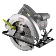 Craftsman 18780 Evolv 12 amp Corded 7 1/4-in Circular Saw at Craftsman.com