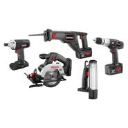 Craftsman Professional Use 19.2 Volt 5 pc. C3 Combo Kit at Sears.com