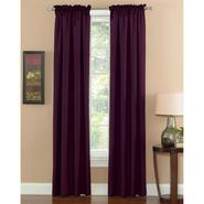Eclipse Curtains Thermal Weave Aubergine Window Panel at Kmart.com