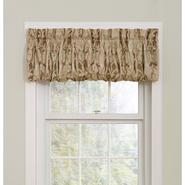 Essential Home Hannah Pouf 72X18 Burgundy Window Valance at Sears.com