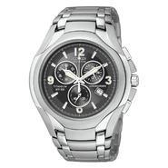 Citizen Mens Calendar Date Eco-Drive Chronograph Titanium Watch with Black Dial at Sears.com
