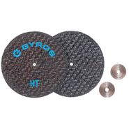 Gyros Cut Off Wheel, Fiber Disks HT 1-1/2 inch Dia. - Vial of 50 at Kmart.com