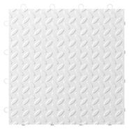 Gladiator Tile Floor Covering - (24 Pack) White at Sears.com