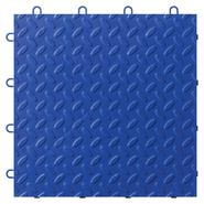 Gladiator Tile Floor Covering - (24 Pack) Blue at Sears.com