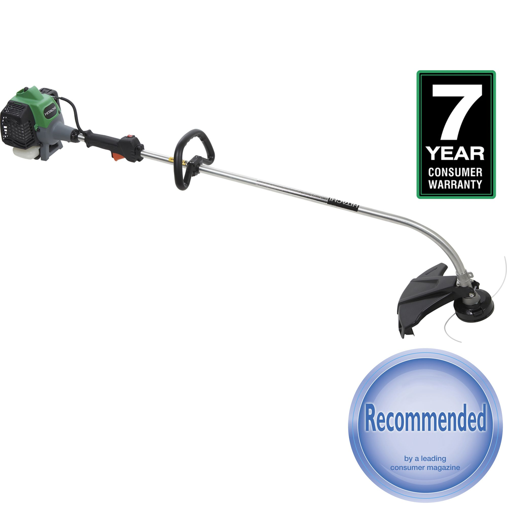 21.1 cc Curved Shaft Gas Line Trimmer                                                                                            at mygofer.com