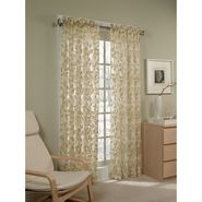 Ty Pennington Style Burnout 54 in. x 84 in. Sheer Panel at Kmart.com