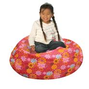 Bean Bag Factory Junior Flower Power Bean Bag Chair Cover at Kmart.com