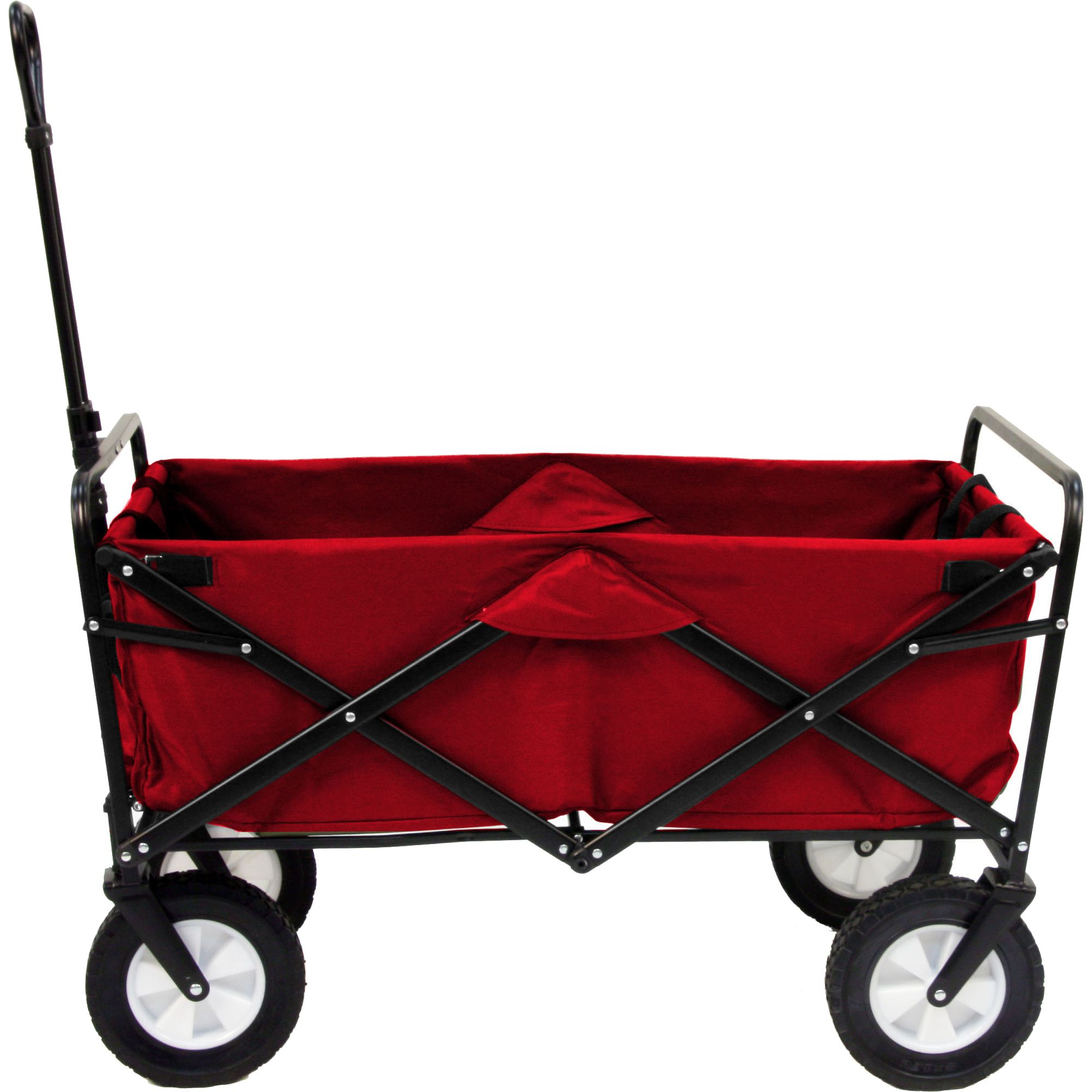 Sporting Goods Stores Folding Wagon - Red