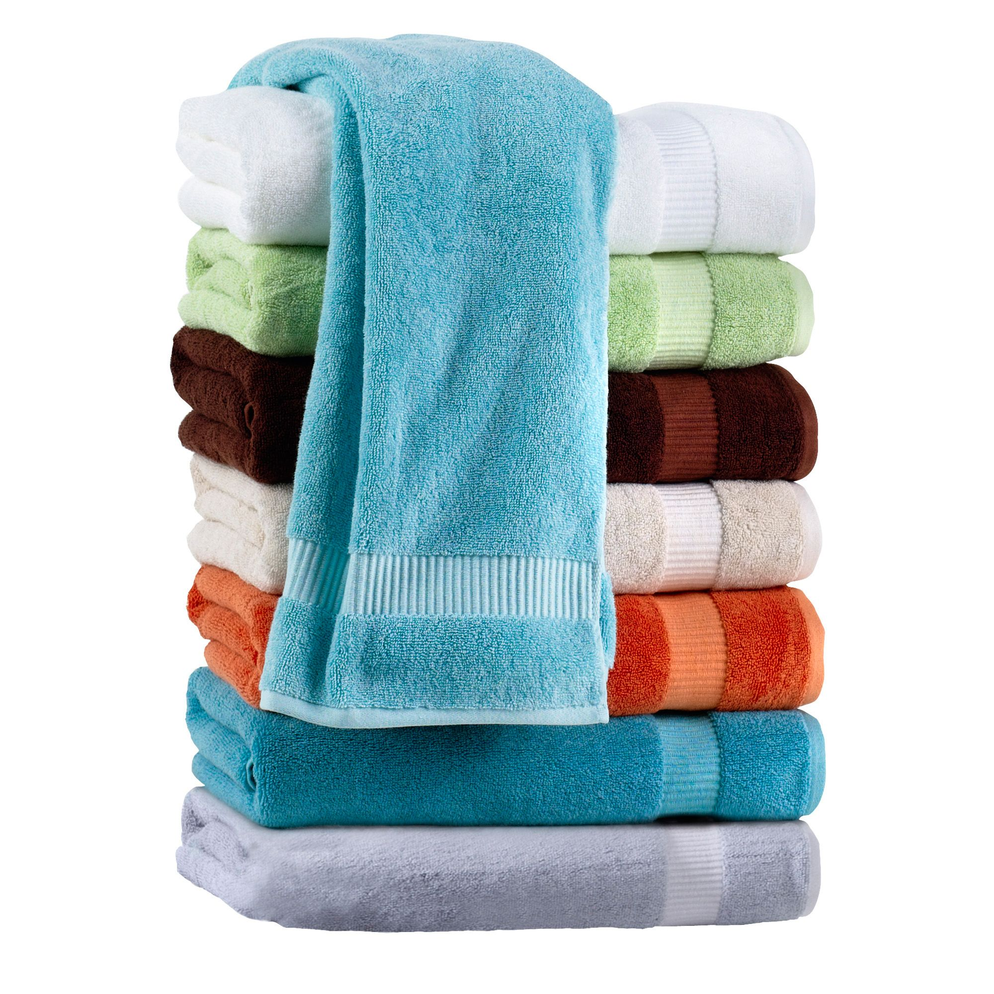 Absorbent Cotton Bath Towel