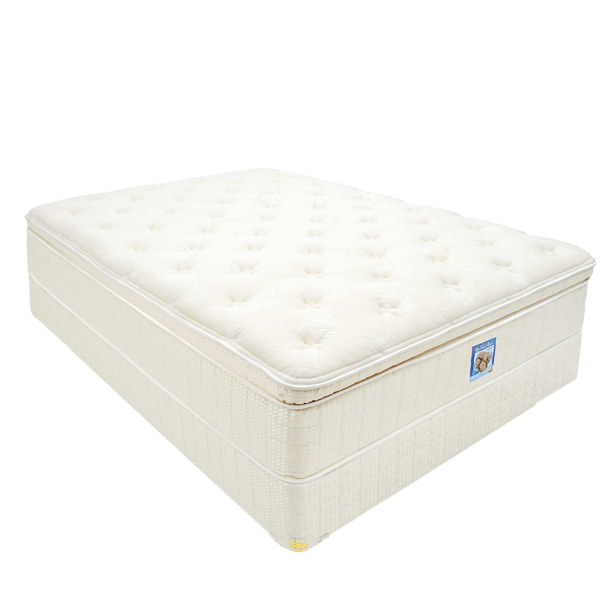 Serta Perfect Sleeper® Reese Limited Firm EuroTop Full Mattress