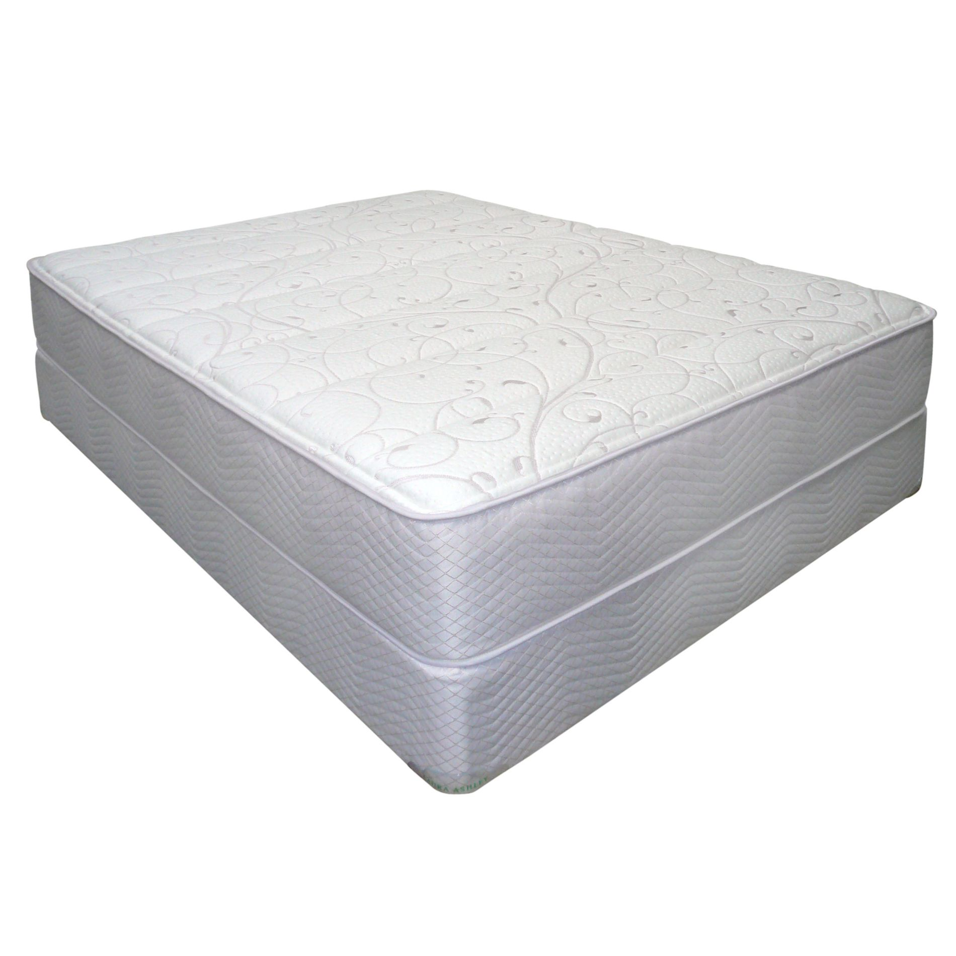 Laura Ashley 811742017559 Opal Latex Queen Mattress Only Sears Outlet
