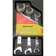 Chicago Brand 3 pc. Open-End Ratchet Combination Wrench Set - Metric at Sears.com