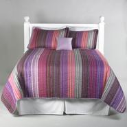 Essential Home Amethyst Ombre 5 Piece Quilt Set at Sears.com