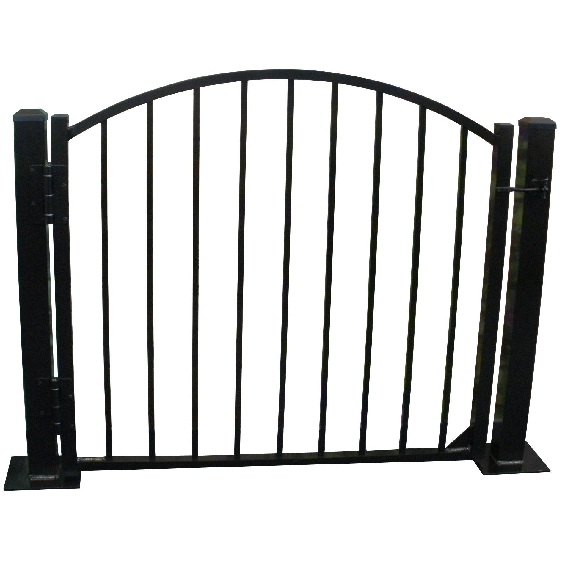 DIY  Fence Cheshire 482 arched gate