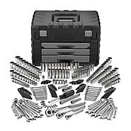 Craftsman 260 pc. Mechanics Tool Set with 3-Drawer Flip-Top Blow Mold Chest at Sears.com