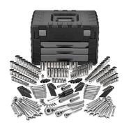 Craftsman 260 pc. Mechanics Tool Set with 3-Drawer Flip-Top Blow Mold Chest at Craftsman.com