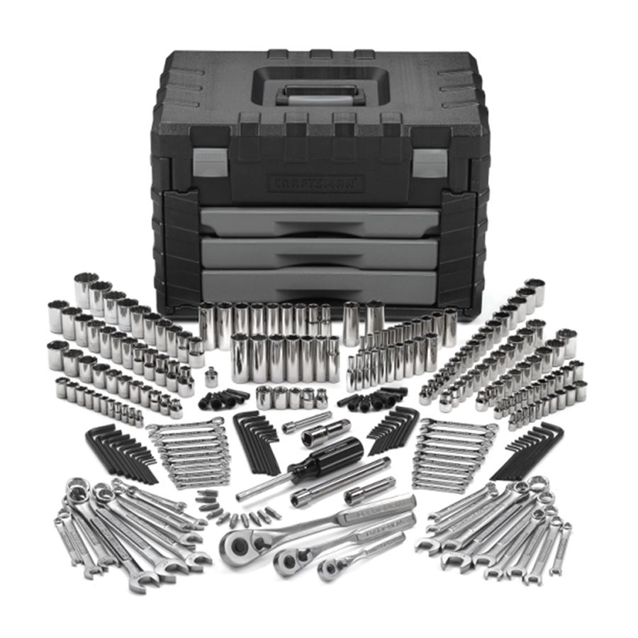 Craftsman-Vocational Kit - Pre-packaged Premium Sets