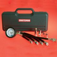 Craftsman Compression Test Kit Used for Automotive; Motorcycle Marine and small engines at Sears.com