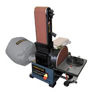 "Powertec 4"" x 8"" Belt/Disc Sander at Sears.com"