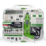 Kawasaki™ 190 Pc Rotary Tool Set at Sears.com
